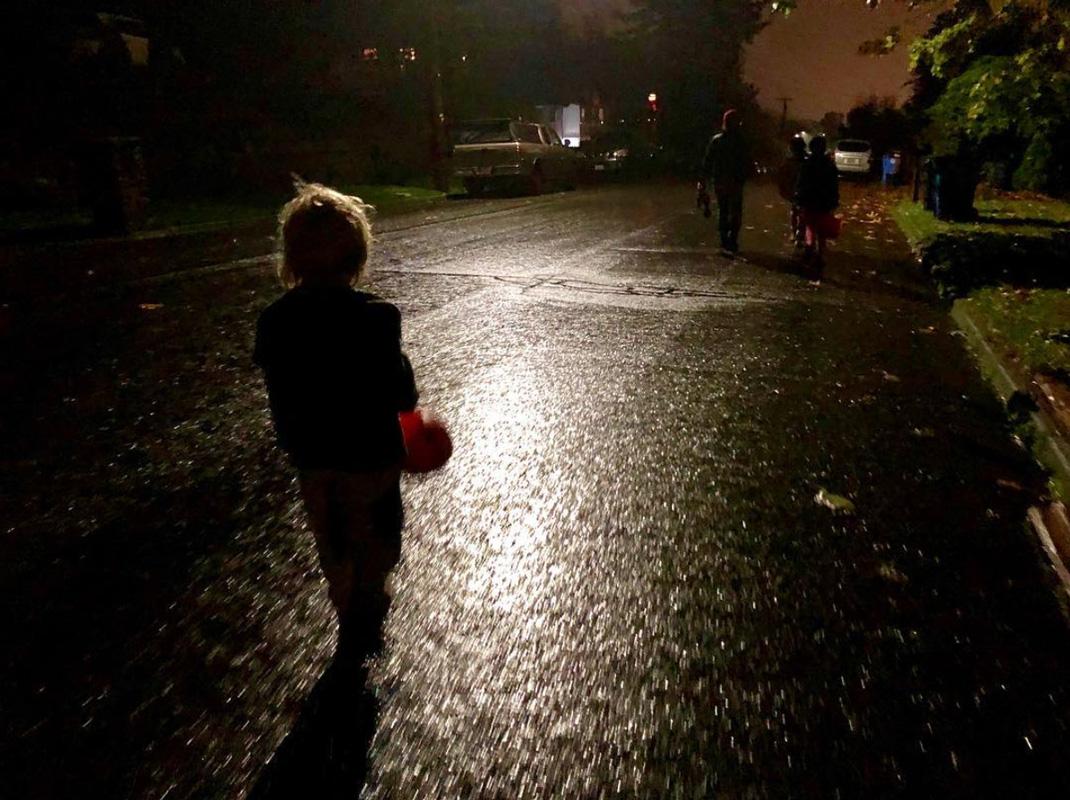 Everett-Halloween